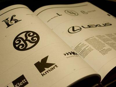 Майкл Евамі. Створення логотипів. Найсучасніші розробки